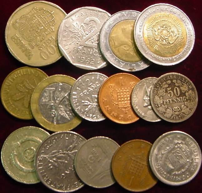 Gold and Coin of America » Blog Archive » foreign-coins